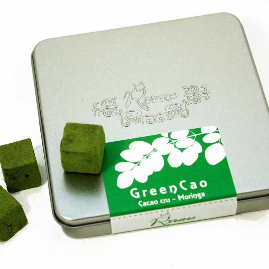 Rrraw-GreenCao-100g